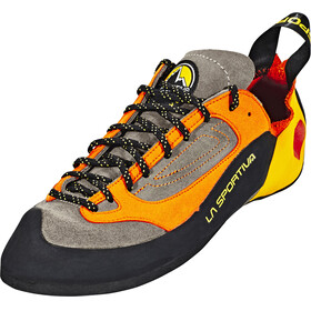 La Sportiva Finale Climbing Shoes Unisex Brown/Orange